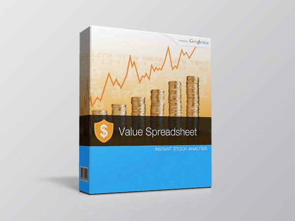 Value Spreadsheet Premium