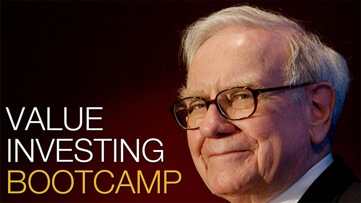 Value Investing Bootcamp video course