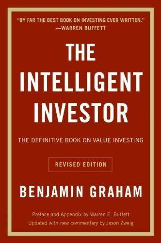 The Intelligent Investor - Benjamin Graham - 9780060555665