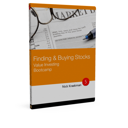 Finding stocks to buy