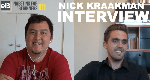 Interview Andrew Sather with Nick Kraakman