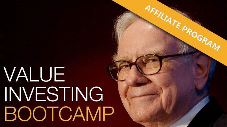 Affiliate Program - Value Investing Bootcamp video course